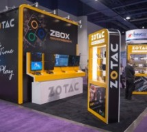 ZOTAC's CES 2013 Booth Walkthrough – A Refresh of Mini-HTPC's