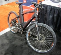 eFlow Shows Off New e-Bike At CES 2013