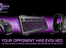 Razer Re-Releases StarCraft II Peripherals In Time For Heart Of The Swarm Expansion