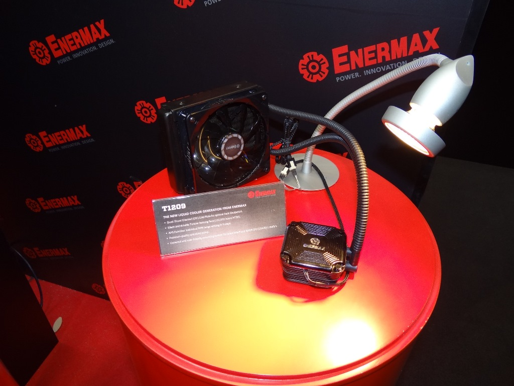 Enermax products cebit 2013