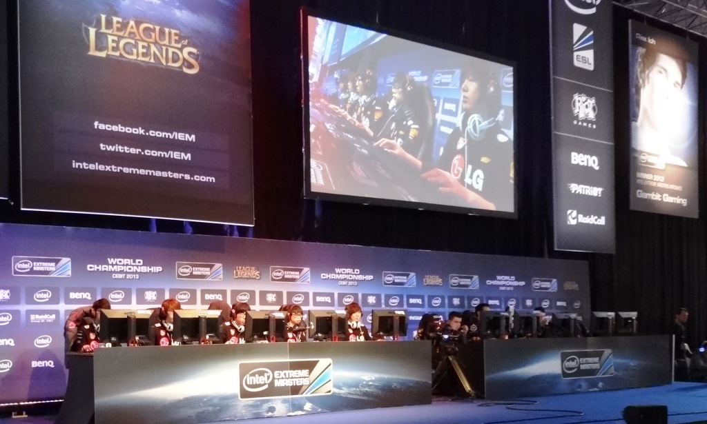 Intel Extreme Masters World Championship League of Legends