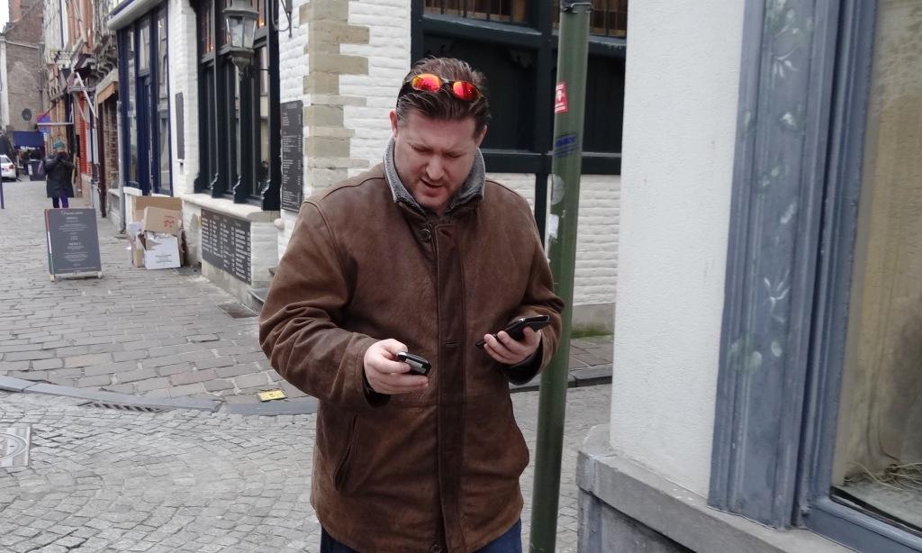 XComGlobal Mifi Bruges
