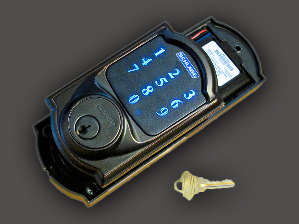 Schlage Camelot Touchscreen Deadbolt Review The Birth Of