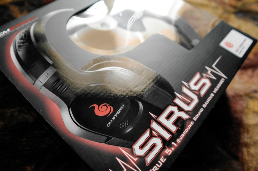 Cooler Master Storm Sirus