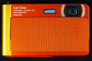 Sony Cyper-cam DSC-TX30 Front Open