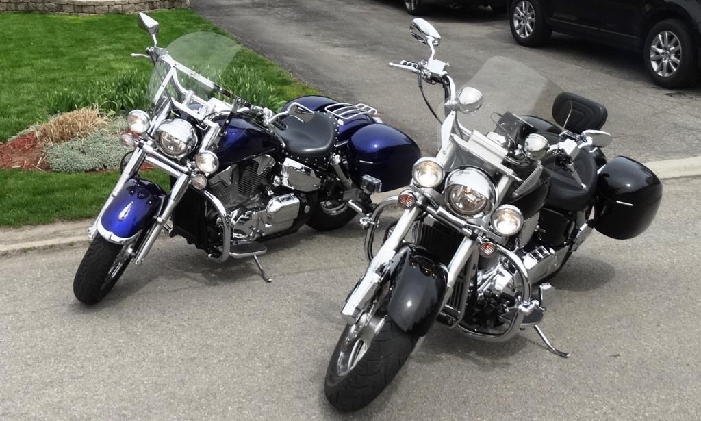 Bikes with PQI Air Cam