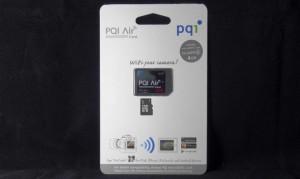 PQI AirCard Exterior Front