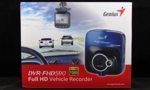 Gebius DVR-FHD590 Exterior Front