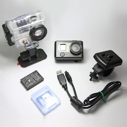 PQI Air Cam Contents