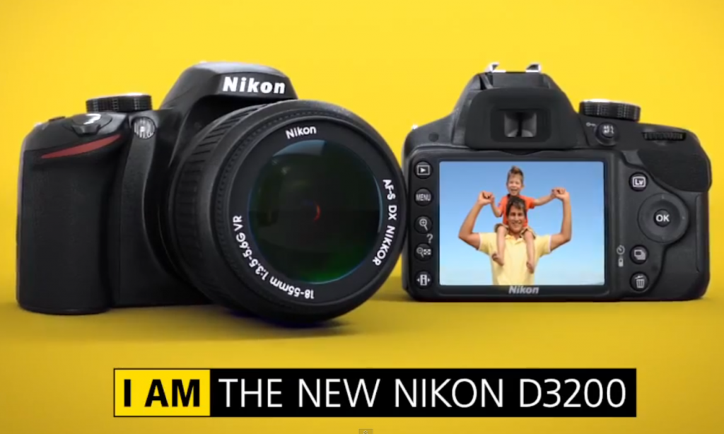 Nikon D3200 Featured 1