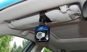 Genius DVR-FHD590 Visor Mount
