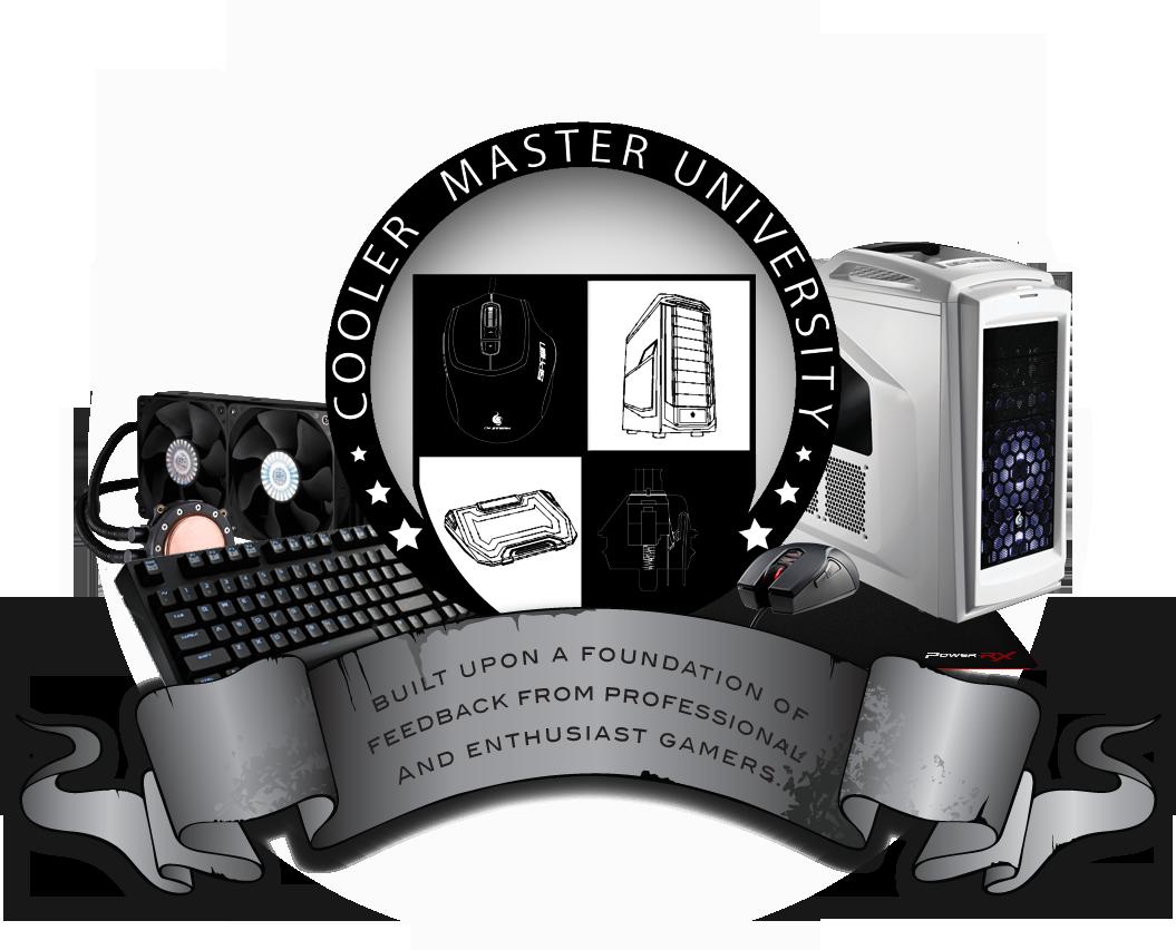 cooler master cm university