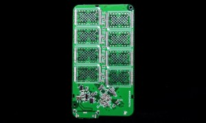 Monster Digital OverDrive 3 PCB Back