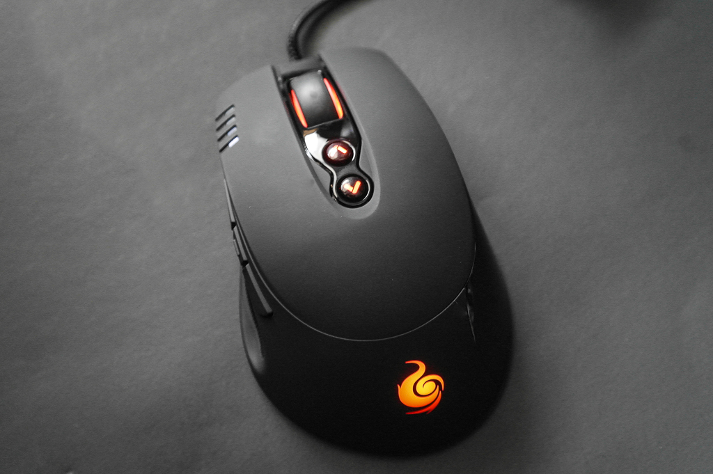 cooler master storm havoc gaming mouse