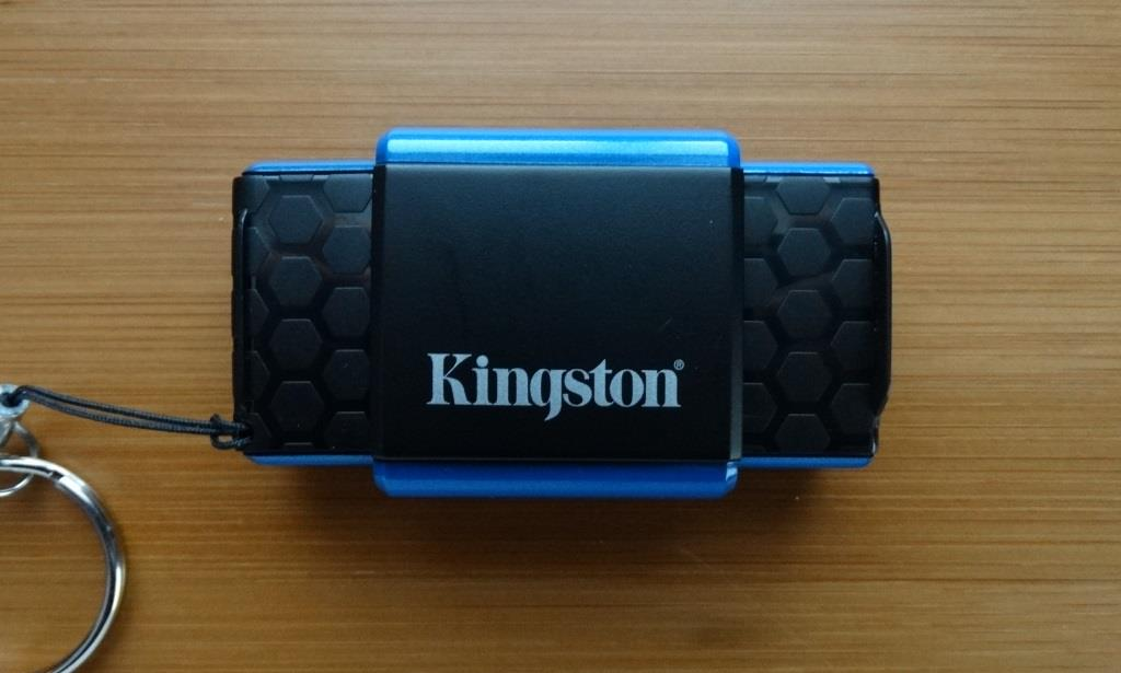 Kingston MobileLite G3 Closed