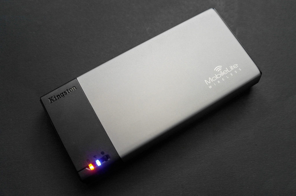 kingston mobilelite wireless wifi streaming drive-399